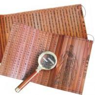 Bamboo Engraving Sample