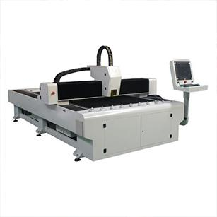 Thin Stainless Steel and Carbon Steel 300w Fiber Laser Cutting Machine