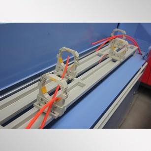 ES1490 Die Board CO2 Laser Cutting Machine
