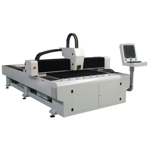 Thin Stainless Steel and Carbon Steel Fiber Laser Cutting Machine