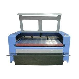 1600x1000mm Size Auto Feeding Machine Textile Leather Laser Cutting Machine