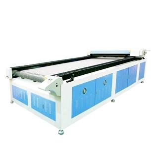 Big Format 1600x3000mm Auto Feeding Sofa Laser Cutting Machine