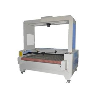 1600X1000mm Auto Feeding Fabric Laser Cutting Machine with Camera