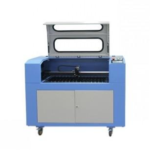 ES9060 MDF Plywood CO2 Laser Engraving Cutting Machine
