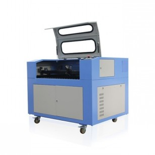 ES9060 MDF Plywood CO2 Laser Engraving Cutting Machine