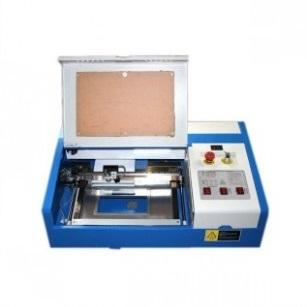 ES40B Mini Desktop Laser Engraving Cutting Machine