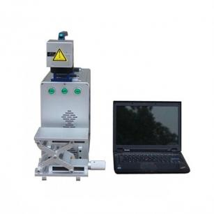 Hand Held Fiber Laser Marking Machine