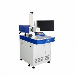High Precision RF CO2 Laser Tube Marking Machine